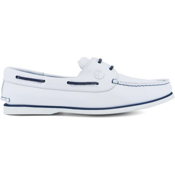 Chaussures Homme Chaussures bateau Seajure Chaussures Bateau Sauvage Blanc