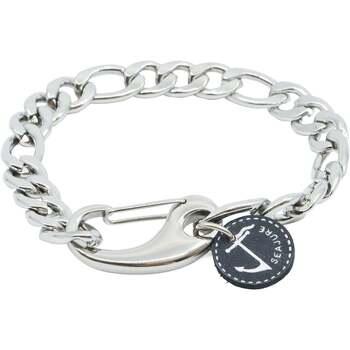 Montres & Bijoux Homme Bracelets Seajure Bracelet Lanai Argent