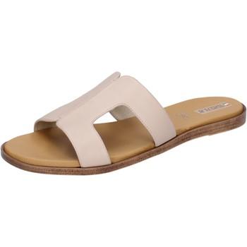Chaussures Femme Mules Tredy's BH91 Beige