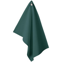 Maison & Déco Torchons Retro Essuie mains en coton couleur Emeraude 50 x 70 cm Vert
