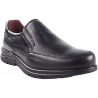 Chaussures Homme Mocassins Baerchi chaussures  1251 noir Noir