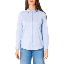 Vêtements Femme Chemises / Chemisiers Jacqueline De Yong 15149877 bleu