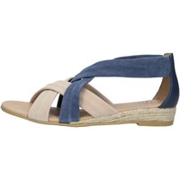 Chaussures Femme Sandales et Nu-pieds Ska ISMAEL SANDALS femme MARINE PIEDRA MARINE PIEDRA