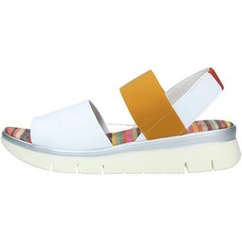 Chaussures Femme Sandales et Nu-pieds The Flexx JOANE KINO SANDALS femme BLANC BLANC