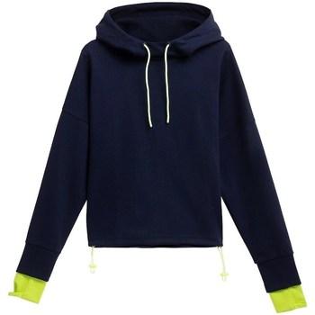 Vêtements Enfant Sweats 4F BLD025 Bleu marine