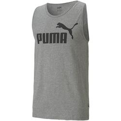 Vêtements Homme Débardeurs / T-shirts sans manche Puma Essentials Gris