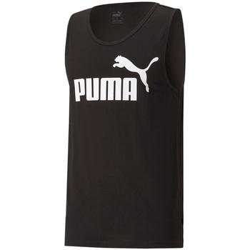 Vêtements Homme Débardeurs / T-shirts sans manche Puma Essentials Noir