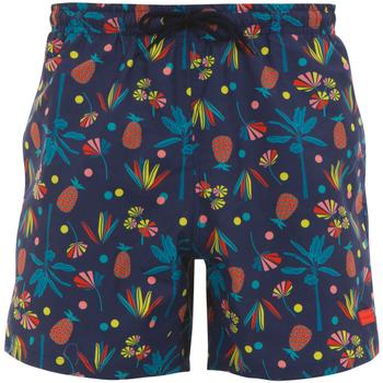 Vêtements Homme Maillots / Shorts de bain Eminence - short de bain Bleu marine