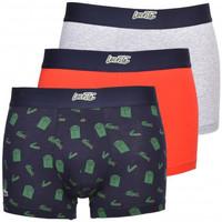 Sous-vêtements Homme Boxers Lacoste Pack de 3 boxers$SKU Bleu