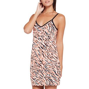 Vêtements Femme Pyjamas / Chemises de nuit Impetus Woman Sauvage Orange