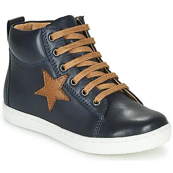 Chaussures Garçon Baskets montantes GBB KANY Bleu