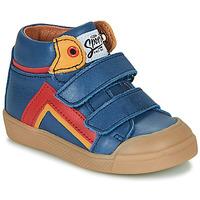 Chaussures Garçon Baskets montantes GBB ERNEST Bleu