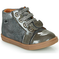 Chaussures Fille Baskets montantes GBB CHOUBY Gris