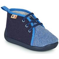 Chaussures Enfant Chaussons GBB APOLOCHON Bleu