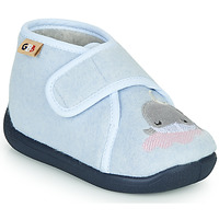 Chaussures Enfant Chaussons GBB APOCHOU Bleu
