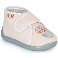 Chaussures Fille Chaussons GBB APOCHOU Rose
