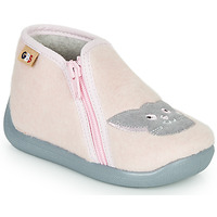Chaussures Fille Chaussons GBB APOPOTAM Rose