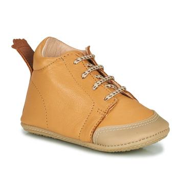 Chaussures Chaussons Easy Peasy IGO B Marron