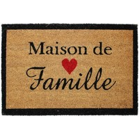 Maison & Déco Tapis Douceur D'intérieur Paillasson Coco 40x60 cm Casita Marron
