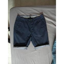 Vêtements Homme Shorts / Bermudas A-style bermuda homme Bleu