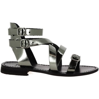 Chaussures Femme Sandales et Nu-pieds Iota SPARTE Argent