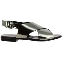 Chaussures Femme Sandales et Nu-pieds Iota GIULIETTA Argent