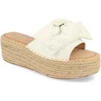Chaussures Femme Espadrilles H&d YZ19-325 Blanco