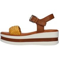 Chaussures Femme Sandales et Nu-pieds Pregunta PQ6605000 JAUNE