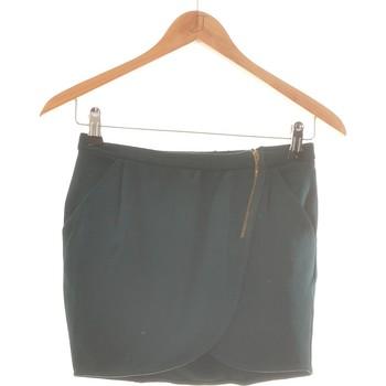Vêtements Femme Jupes Bershka Jupe Courte  36 - T1 - S Vert