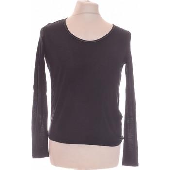 Vêtements Femme Tops / Blouses Ekyog Top Manches Longues  36 - T1 - S Noir