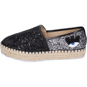 Chaussures Femme Espadrilles Greenhouse Polo Club BH111 Noir