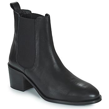 Chaussures Femme Boots JB Martin ADELE Noir