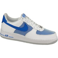 Chaussures Homme Baskets basses Nike Air Force 1 488298-150 White