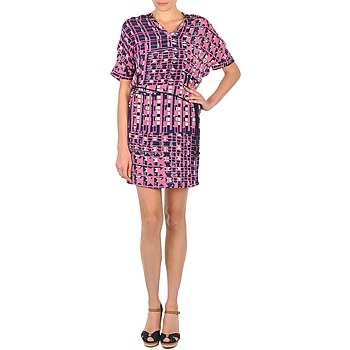 Stella Vêtements Marine Courtes Femme Yro059 Robes Forest rose vmN8wn0O