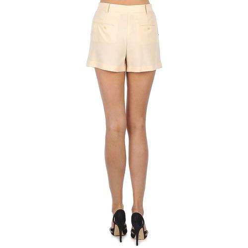 YSH003  Stella Forest  shorts / bermudas  femme  ecru