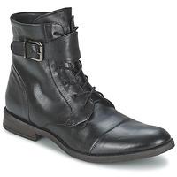 Chaussures Femme Boots Balsamik EMA Noir