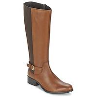 Chaussures Femme Bottes ville Balsamik MIRA Caramel