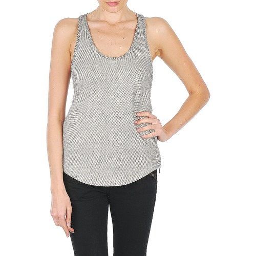 Vêtements Femme Débardeurs / T-shirts sans manche Stella Forest YDE019 Ecru