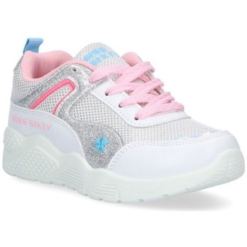 Chaussures Fille Baskets basses Miss Sixty 25359-24 Blanc