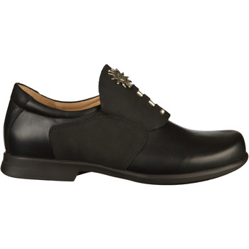 Chaussures Femme Mocassins Think Babouche Schwarz