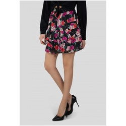 Vêtements Femme Jupes Kebello Jupe courte Taille : F Noir S Noir