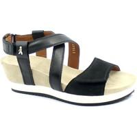 Chaussures Femme Sandales et Nu-pieds Benvado BEN-RRR-37009002-NE Nero