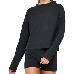 Vêtements Femme Sweats Reebok Sport EC2340 Noir