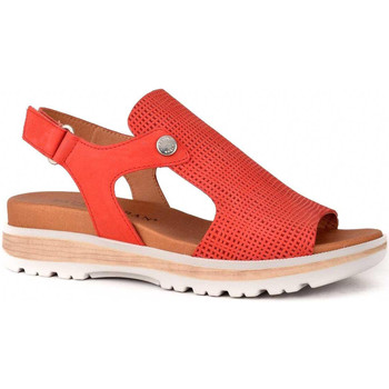 Chaussures Femme Rrd - Roberto Ri Paula Urban 7-341 Rouge