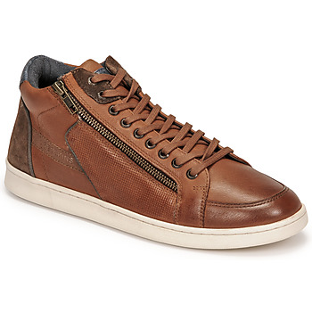 Chaussures Homme Baskets montantes Redskins DYNAMIC Cognac