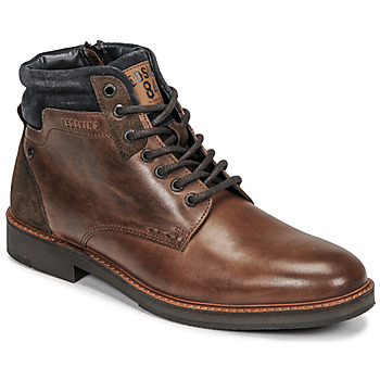 Chaussures Homme Boots Redskins JABOR Marron