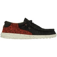Chaussures Homme Mocassins Hey Dude WALLY SOX 2 Marron