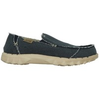 Chaussures Homme Mocassins Hey Dude FARTY NATURAL Bleu