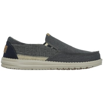 Chaussures Homme Mocassins Hey Dude THAD CHAMBRAY Bleu