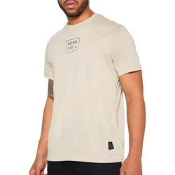 Vêtements Homme T-shirts manches courtes Reebok Sport DU4656 Beige